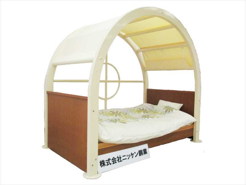 防災ベッド02