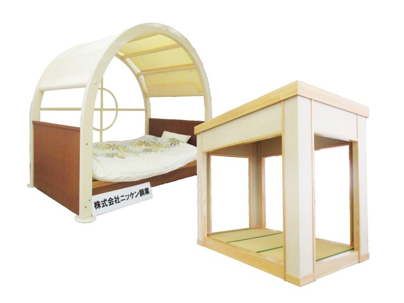 防災ベッド